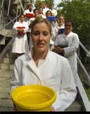 ALS researchers in Munich doing the #icebucketchallenge