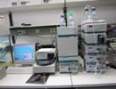 HPLC for ananlysis of small lipid and protein samples